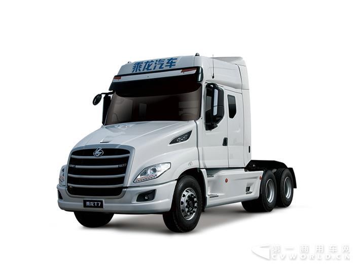 """福田欧曼EST 510   9月16日,""""福田欧曼EST 510马力超级卡车高效上"""